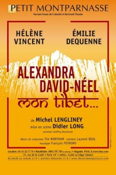 Alexandra David-Néel: Mon tibet
