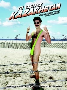 Borat for Kazakhstan