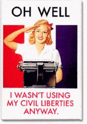 La Liberté ne s'use que quand on ne s'en sert pas
