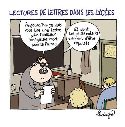 Lettre de Guy Moquet
