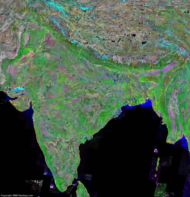 Image Satellite Inde