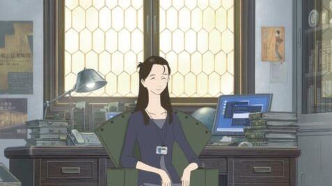 Kazuko, agée